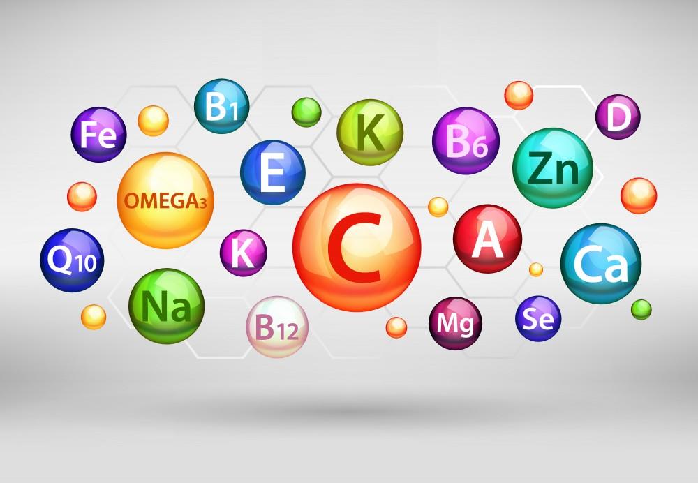 维生素(Vitamin),又称维他命,为有机化合物所构成的营养素,是维持生命的重要养分。