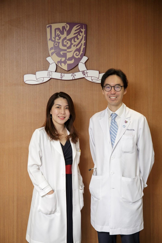 中大医学院教授屡获殊荣。