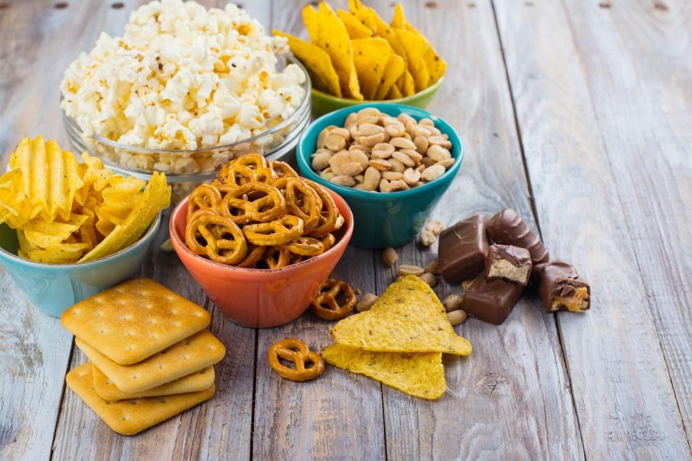 健康零食在办公室尤其重要。