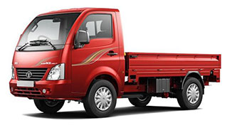 The Tata Super Ace was launched in Tunisia