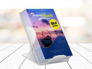 Travel, Tour, Trip Information Flyer Template