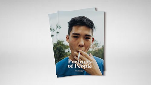 Portraits of People_Cover Darien