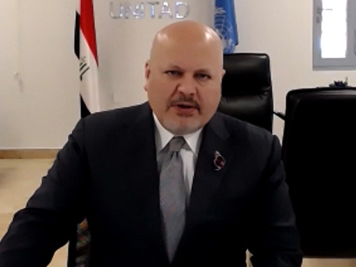 Karim KHAN, International Civil Party Attorney for Case 001
