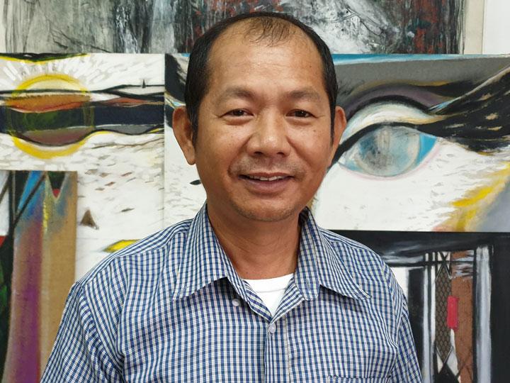 NOL Dara (ណុល ដារ៉ា ), National Staff of Transcriber and Transcripts Reviser Unit