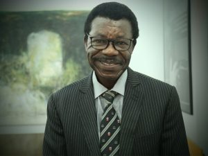 Polycarp Ambe Niba, International Interpreter and Translator