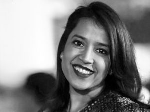 Priyanka Chirimar, OCIJ International Investigator and Legal Officer