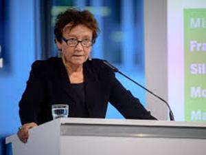 Silke Studzinsky, International Lawyer/Senior Legal Advisor of Civil Party Unit
