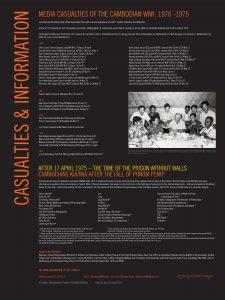 CAMBODIAN WAR: Casualties & Information (2010)