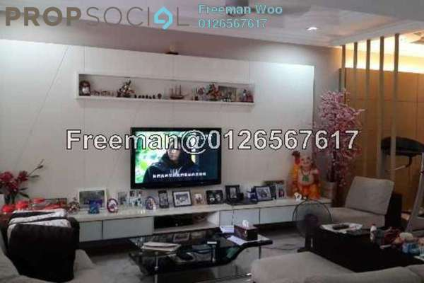 For Sale Terrace at Taman SEA, Petaling Jaya Freehold Semi Furnished 5R/4B 2.35m