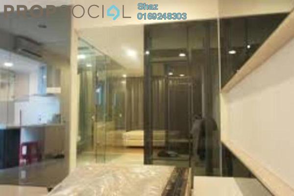 For Rent SoHo/Studio at Eve Suite, Ara Damansara Freehold Fully Furnished 1R/1B 1.8k