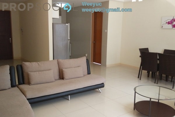 For Rent Condominium at Gaya Bangsar, Bangsar Leasehold Fully Furnished 3R/2B 6.7k