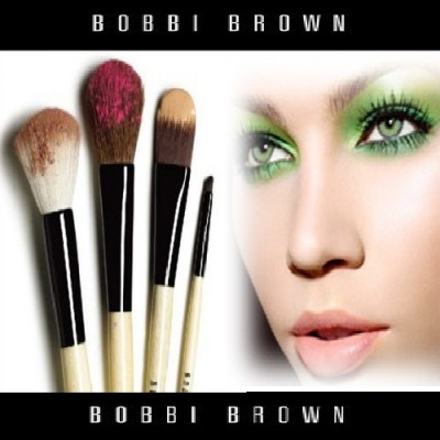 Bobby Brown Cosmetics on Look Like Superstar With Bobbi Brown Professional 10pcs Makeup Brush
