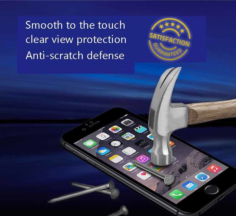 iPhone 5 / 5s / 5c SE Tempered Glass Screen Protector