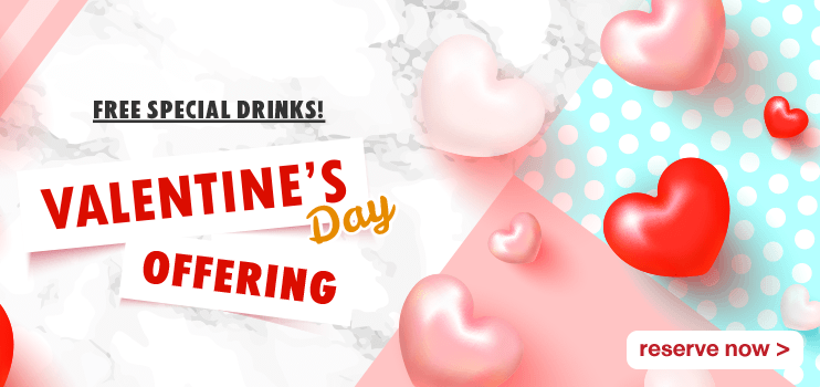 Valentine's Day special offering! 3