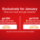 Attend reservations with promo code this February and get up to HKD$175 eatigo cash voucher! 2