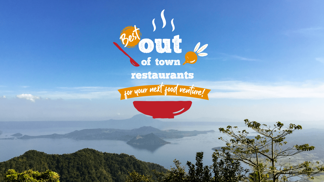 Best out-of-town restaurants for your next food-venture! 4