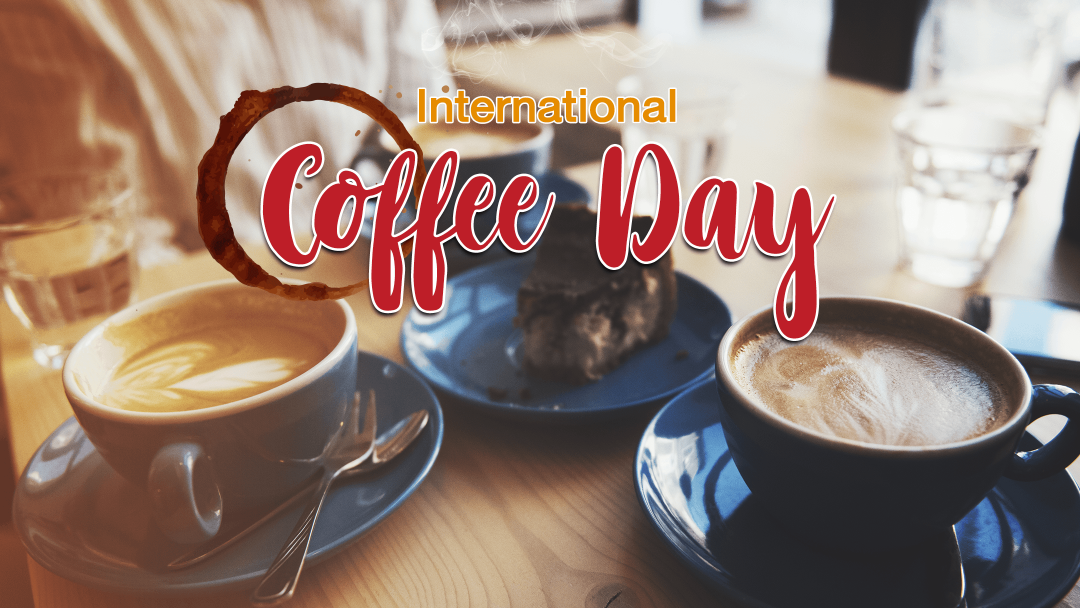 International Coffee Day! Aromatic, fragrant attack on the senses. 11