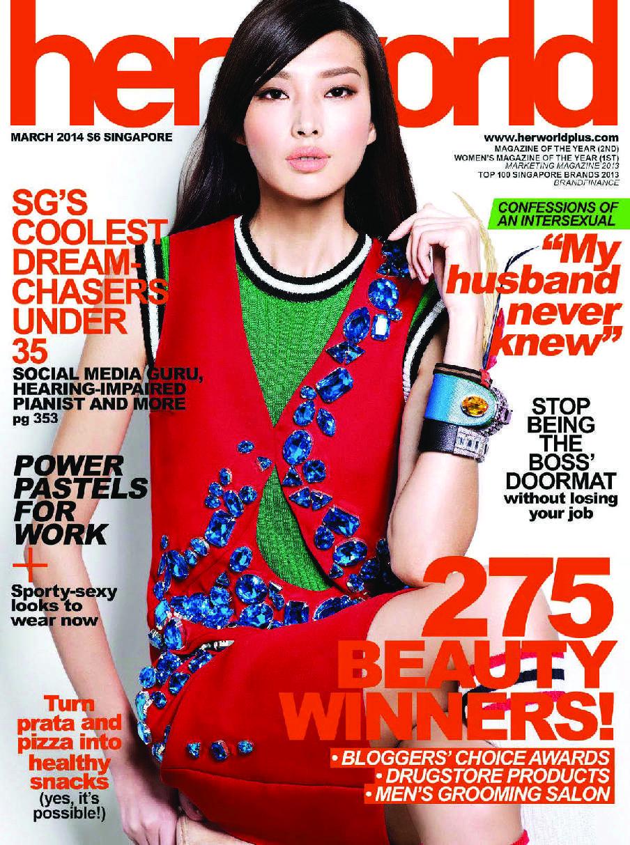 Fashion magazine in singapore 60