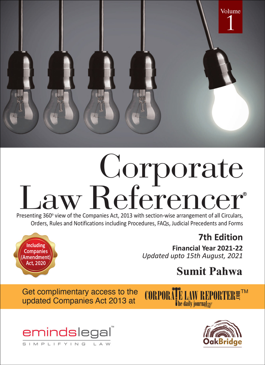Corporate Law Referencer