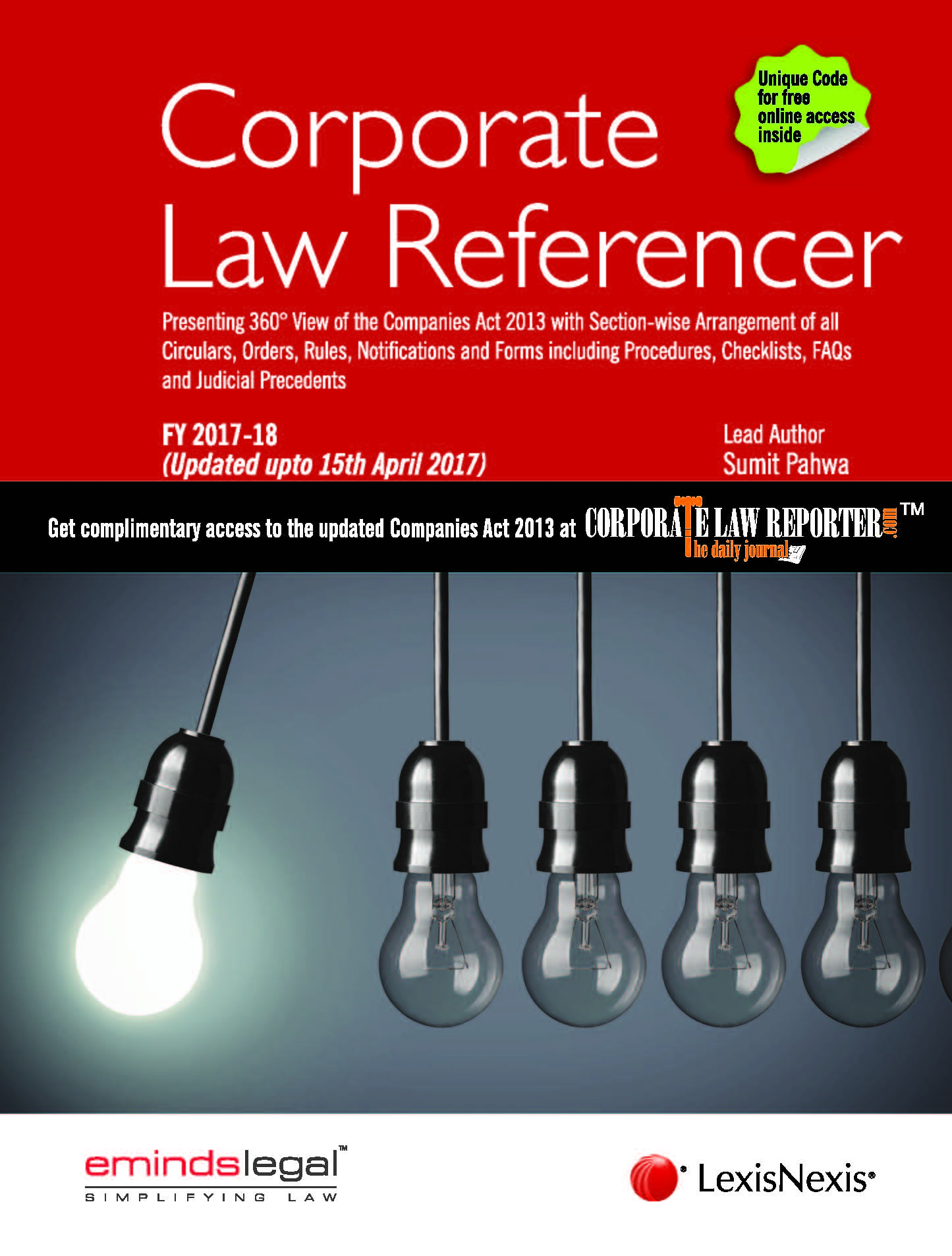 Corporate Law Referencer 2017- 3rd Edtion