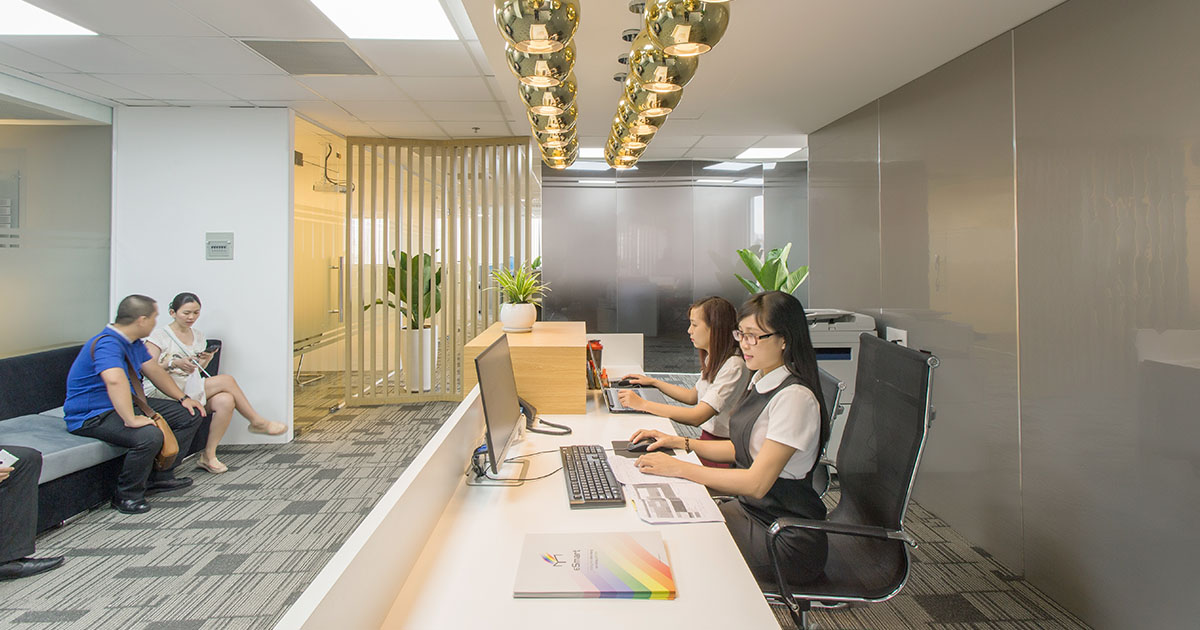Văn phòng chia sẻ eSmart
