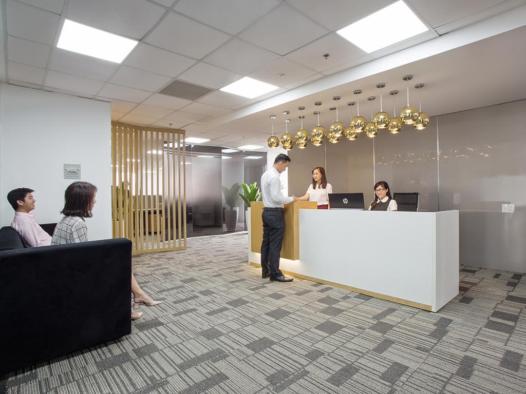 Chỗ Ngồi Làm Việc Ở TP. HCM – Văn Phòng eSmart