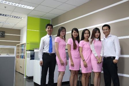Văn Phòng Hỗ Trợ Làm Việc – Văn Phòng Tiện Ích eSmart