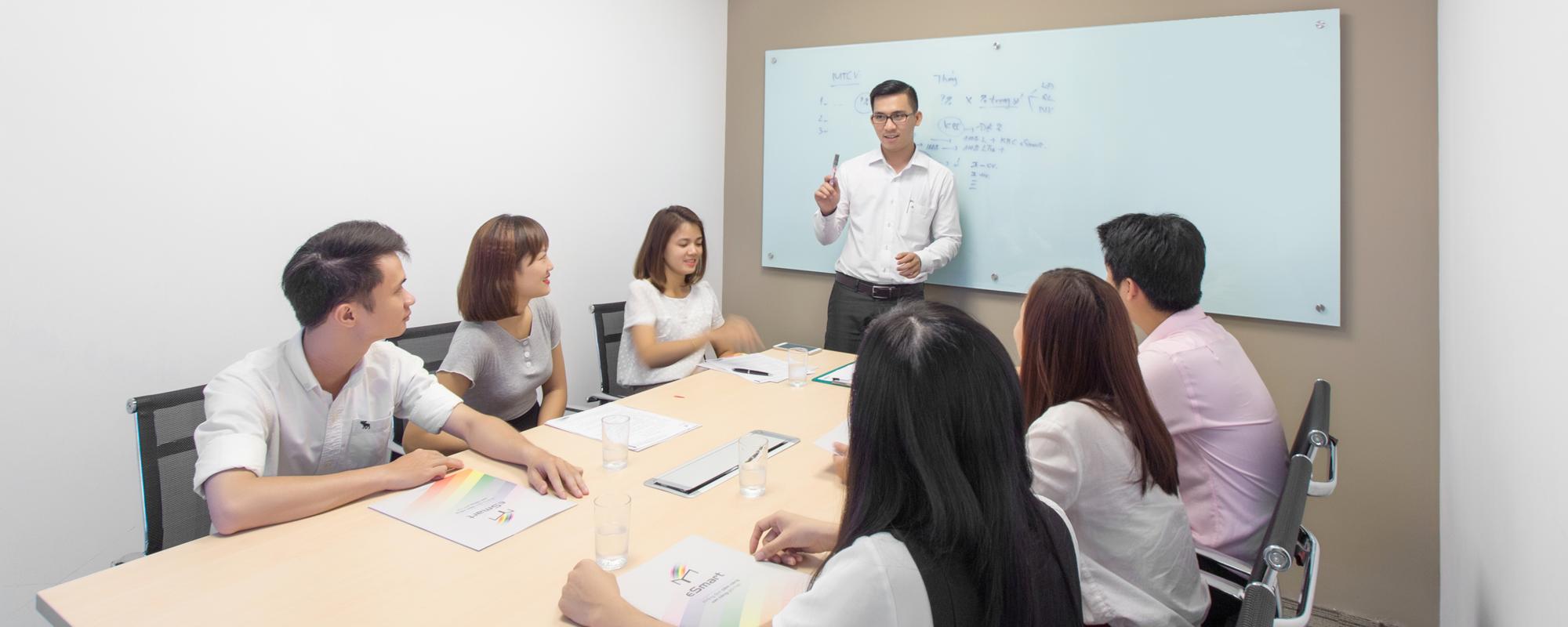 Địa Điểm Kinh Doanh HCM – Văn Phòng eSmart