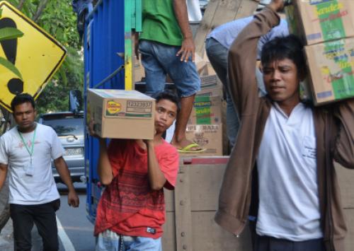 Hasil Pengumpulan Donasi Yayasan Mudra Swari Saraswati untuk Korban Gempa Lombok Telah Disalurkan Melalui Yayasan IDEP