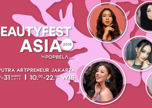 Baca ini dulu sebelum ke Beautyfest Asia 2019!