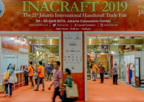5 Fakta Seru dari event INACRAFT 2019