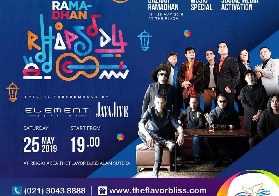 3 Fakta Seru yang Ada Di Event Ramadhan Rhapsody!