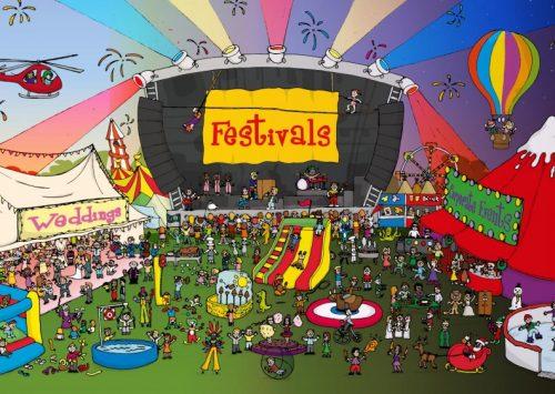 4 Rekomendasi festival yang harus masuk ke list event kamu!