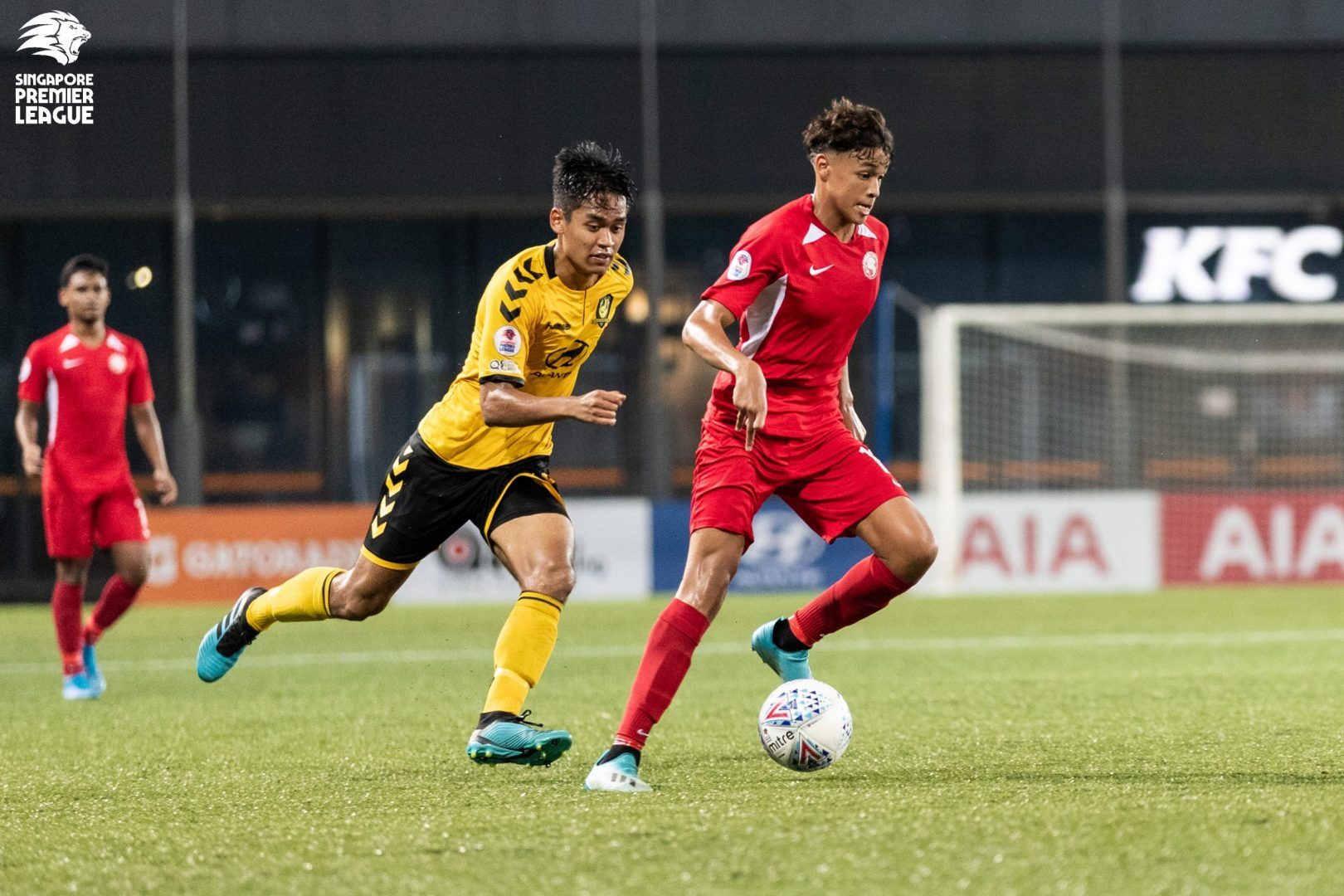 All SPL matches to be broadcast 'live' on television, have real-time statistics in historic deals - Football Association of Singapore
