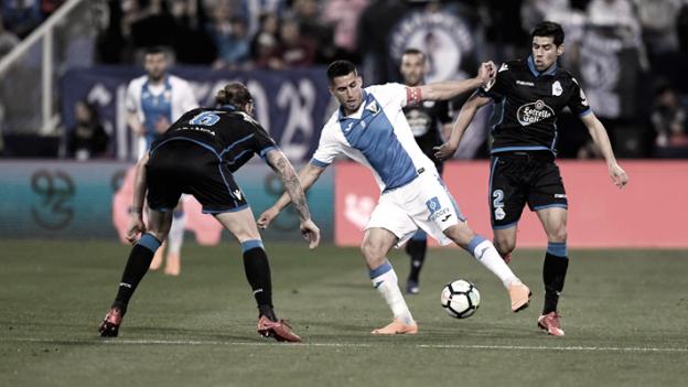 เลกาเนส 0-0 เดปอร์ติโบ ลา คอรุนญ่า