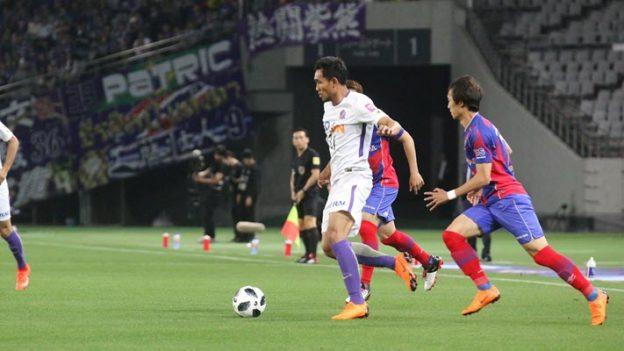 เอฟซี โตเกียว 3-1 ซานเฟรชเช ฮิโรชิมา