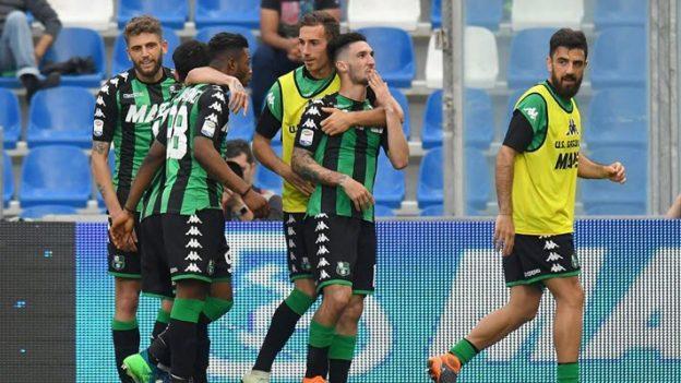 ซาสซูโอโล่ 1-0 ซามพ์โดเรีย