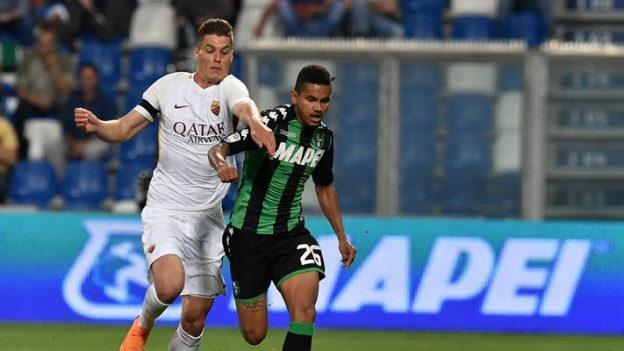 ซาสซูโอโล่ 0-1 โรม่า
