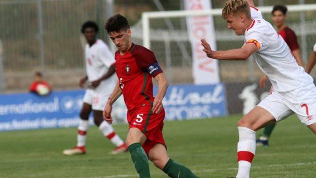 ญี่ปุ่น (U21) 3-2 โปรตุเกส (U19)