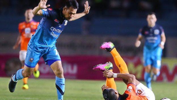 แอร์ฟอร์ซ เซ็นทรัล เอฟซี 0-1 ราชบุรี มิตรผล เอฟซี