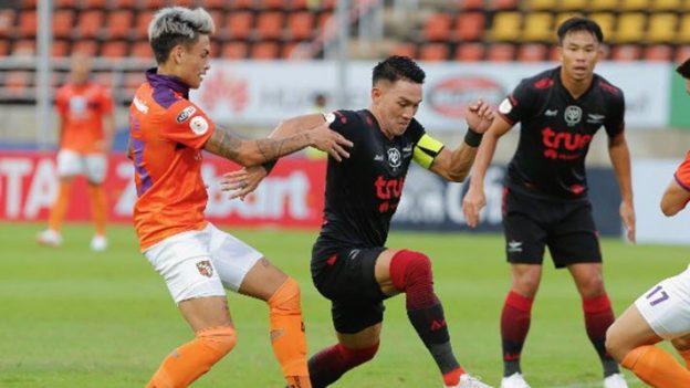 Bangkok United 1-1 Ratchaburi FC