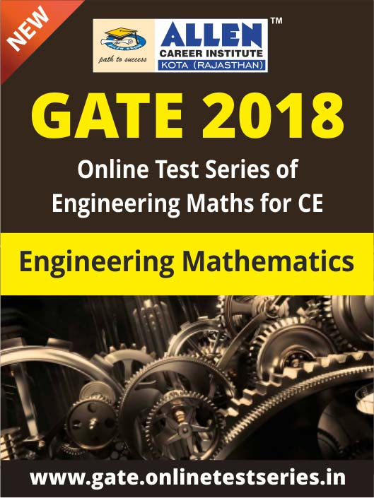 GATE Engineering Mathematics Online Test Series for CE