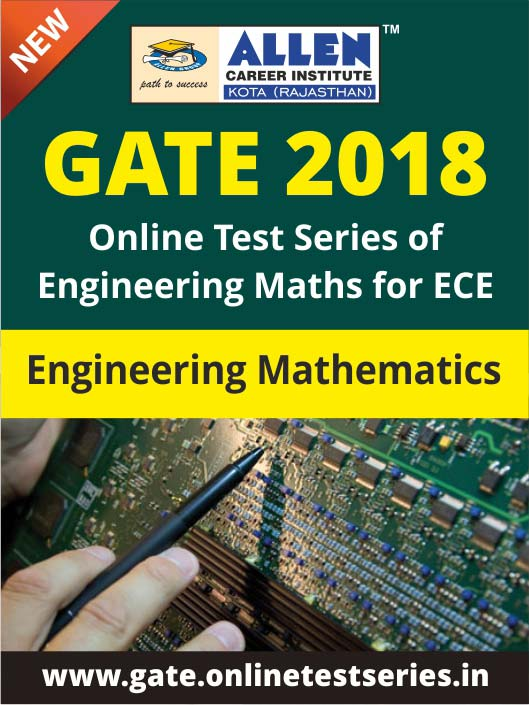 GATE Engineering Mathematics Online Test Series for ECE