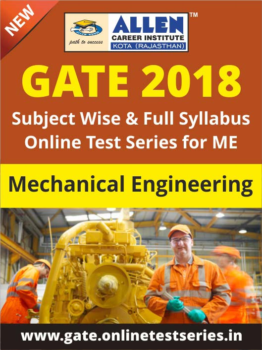 GATE Online Test Series for Mechanical Engineering