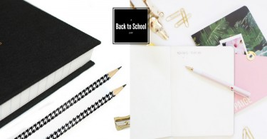 準備開學咯~3款創意DIY文具,為你的文具加入小亮點,上課也會特別開心喔
