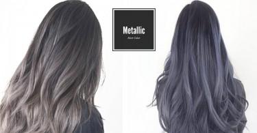 不想要布丁頭!染上時尚的漸層金屬色系,不用全頭漂髮又能擁有獨特髮色