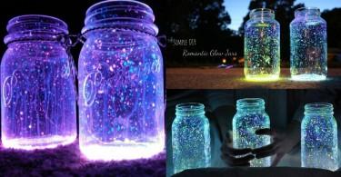 送你一片星空!簡易DIY夢幻星空瓶,把繁星都裝進瓶子伴你入睡