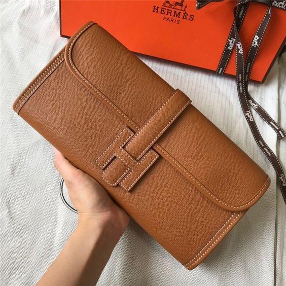 TOP 3 Hermès Jige Elan 29手拿袋 ~HKD 30,000