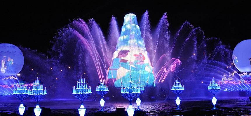 東京迪士尼海洋表演Youtube線上免費看