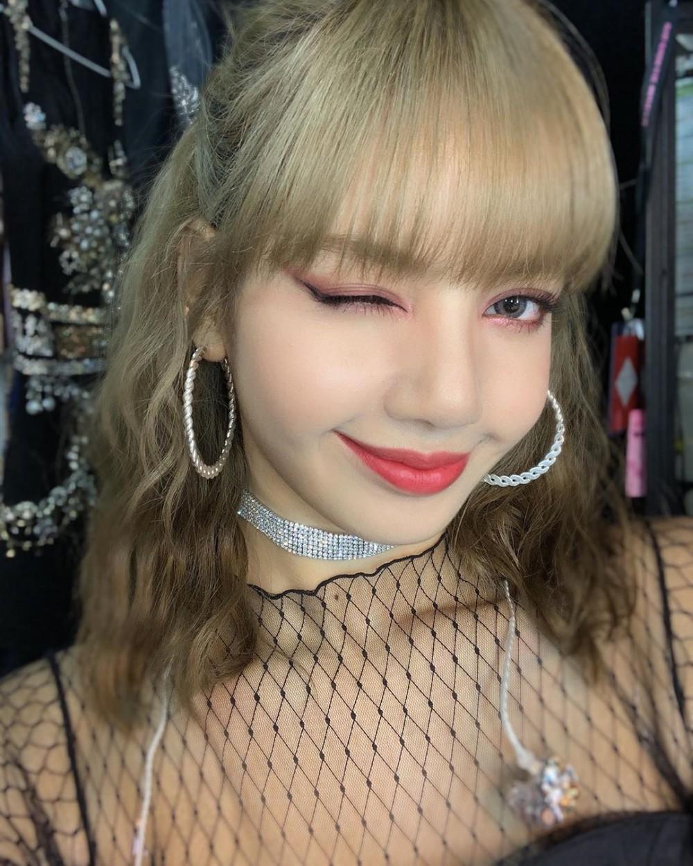 韓國女團BLACKPINK成員Lisa